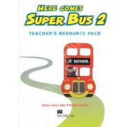 Here Comes Super Bus 2. Teachers Resource Pack