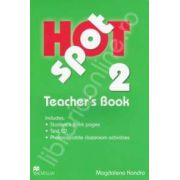 Hot Spot 2 Teachers Book with Test CD