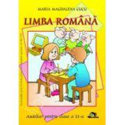 Limba romana, auxiliar pentru clasa a II-a