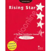 Rising Star. An Pre-First Certificate Course - Teacher's book