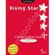 Rising Star. An Pre-First Certificate Course - Teacher's book