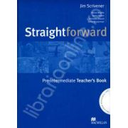 StraightForward Pre-intermediate. Teacher's Book (Includes Resource CDs)