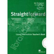 StraightForward Upper-Intermediate. Teacher's Book (Includes Resource CDs)