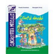 Cunoasterea mediului, caietul elevului pentru clasa I (Viorela Anastasiu)