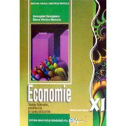 Economie, manual pentru clasa a XI-a (Toate filierele, profilurile si specializarile)