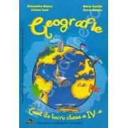 Geografie caiet de lucru clasa a IV-a
