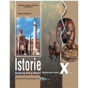 Istorie manual pentru clasa a X-a, Scoala de arte si meserii (Valentin Balutoiu)