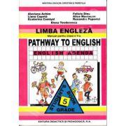 Limba engleza manual pentru clasa a V-a. Pathway to english-English Agenda