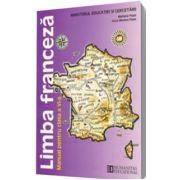 Limba Franceza (L1), manual pentru clasa a VI-a (Mariana Popa)