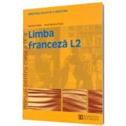 Limba franceza L2. Manual pentru clasa a IX-a (Mariana Popa)
