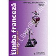 Limba franceza, L1. Manual pentru clasa a V-a (Mariana Popa)