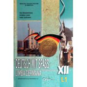 Limba germana (L1), manual pentru clasa a XII-a (Deutsch Mit Spass)