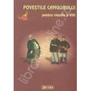 Povestile Cangurului. Editiile 2009-2011 pentru clasele V-VIII