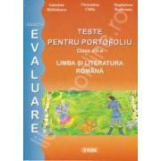 Teste pentru portofoliu clasa a II-a. Limba si literatura romana (Colectia - Evaluare)