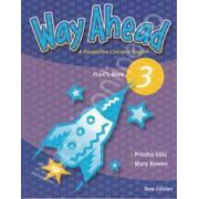 Way Ahead 3 Pupils Book. Manual de limba engleza pentru clasa a V-a