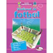 Stadionul de fotbal - Seria, Jucarii tridimensionale