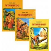 Karl May, Winnetou. Volumele 1, 2, 3