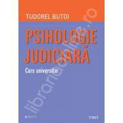 Psihologie judiciara (Curs universitar)