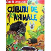 206 abtibilduri. Cuiburi de animale