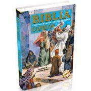 Biblia ilustrata si repovestita pe intelesul copiilor (Ilustrata de Jose Perez Montero)