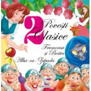 Colectia 2 povesti clasice: Frumoasa si Bestia - Alba ca zapada