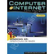 Computer si internet fara profesor  volumul 1