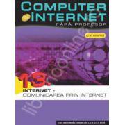 Computer si internet fara profesor  volumul 13