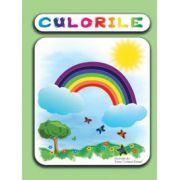 Culorile (Carte de colorat)