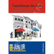 Comprehension des ecrits (nivelul A1 - A2) (Editie 2012)