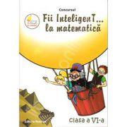 Concursul. Fii inteligenT... la matematica, clasa a VI-a (Anul scolar 2012-2013)