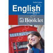 English pocket grammar (Gramatica de buzunar Booklet)