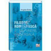 Filosofia romaneasca in dispunere universala