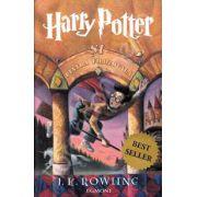 Harry Potter si Piatra Filozofala. Volumul. 1 (Editie cartonata)