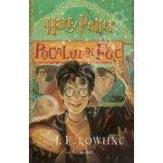 Harry Potter si Pocalul de Foc. Volumul. 4 (Editie cartonata)