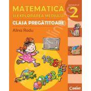 Matematica si explorarea mediului. Clasa pregatitoare - Semestrul II