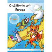 O calatorie prin Europa 7 ani +