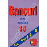 Bancuri de nota zece. Numarul 10