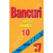 Bancuri de nota zece. Numarul 17