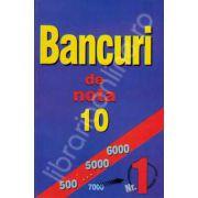 Bancuri de nota zece. Numarul 1
