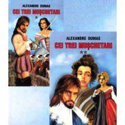 Alexandre Dumas - Cei trei muschetari. Volumele 1 si 2 - Editia a II-a