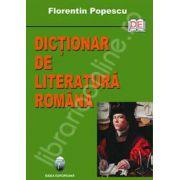 Dictionar de literatura romana