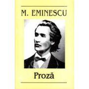 M. Eminescu  Proza