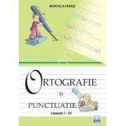 Ortografie si punctuatie clasele I-IV