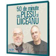 50 de minute cu Plesu si Liiceanu - 10 CD-uri (Voce audiobook: Andrei Plesu, Gabriel Liiceanu)