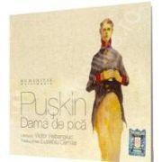 Dama de pica (Voce audiobook: Victor Rebengiuc)