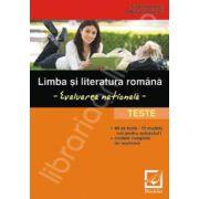 Evaluarea nationala 2013. Limba si literatura romana (40 de teste)