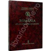 Romania. Atlas Istorico-Geografic (Editia a II-a revazuta si adaugita)