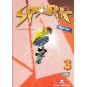 Curs pentru limba engleza (Level B1). SPARK 3. Caiet pentru clasa a VII-a (Workbook)