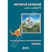 Cangurul 2013. Matematica distractiva pentru clasele V-VI, Concursul International de Matematica Aplicata Cangurul