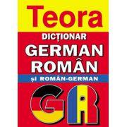 Dictionar de buzunar German-Romana, Roman-German